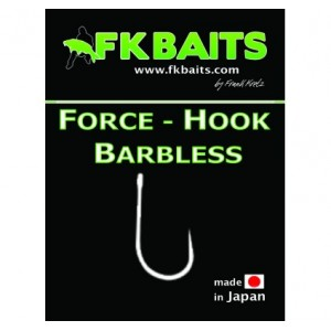 Force Hook Barbless